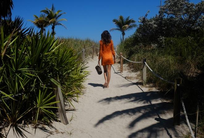 orange dress2cop