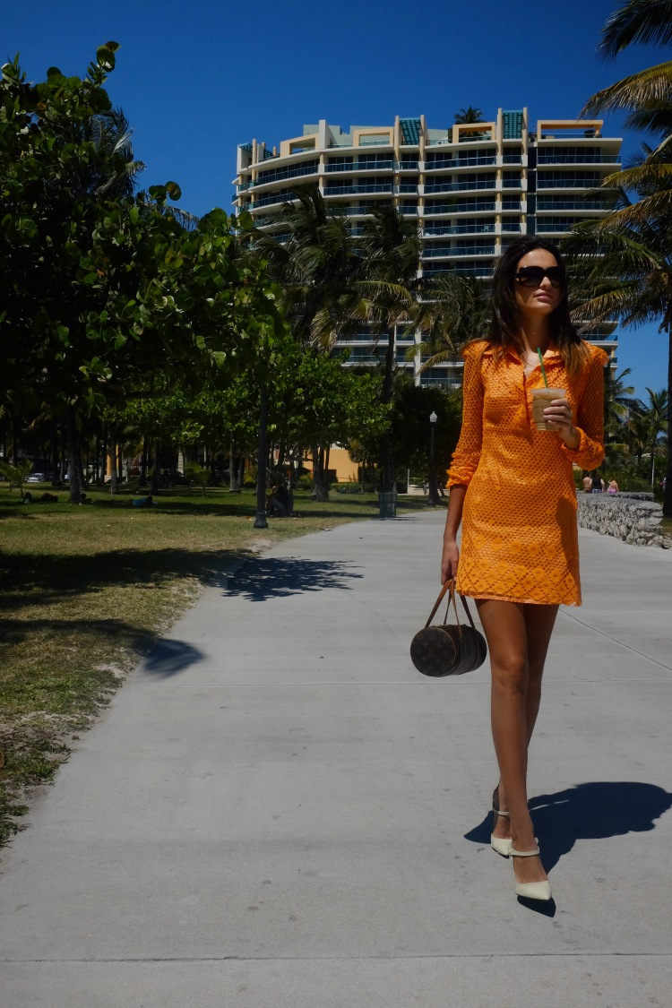 orange dress3
