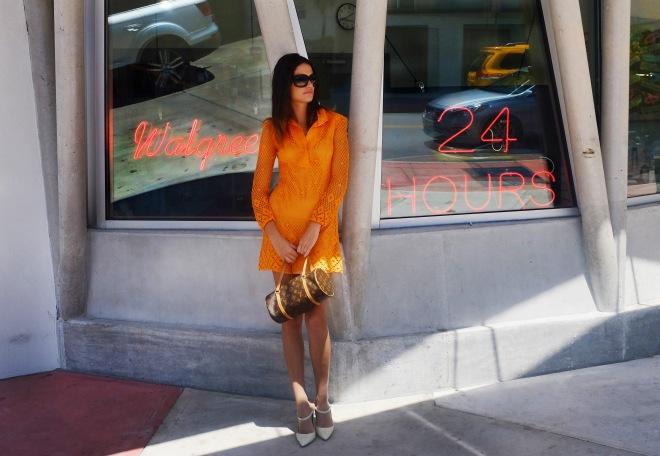 orange dress7