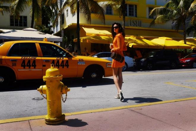 orange dress9cop