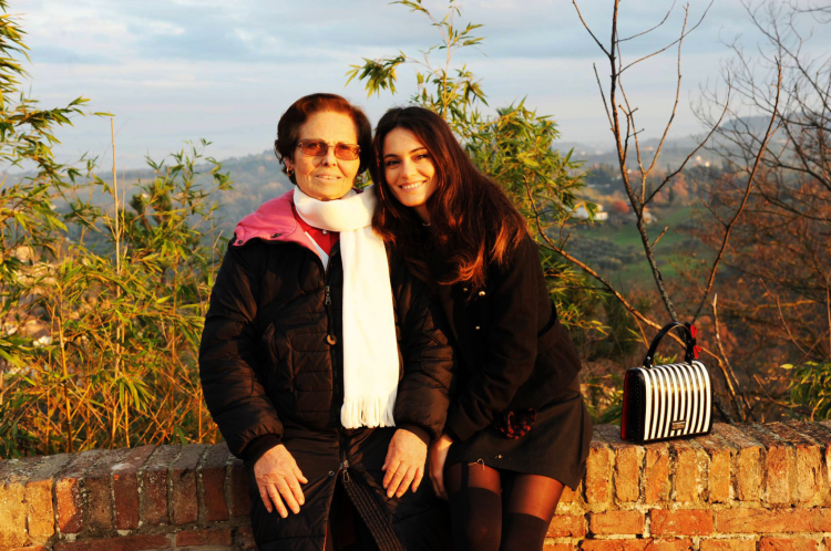 nonna and z