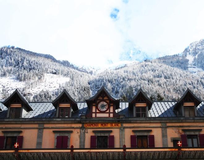 Chamonix Station