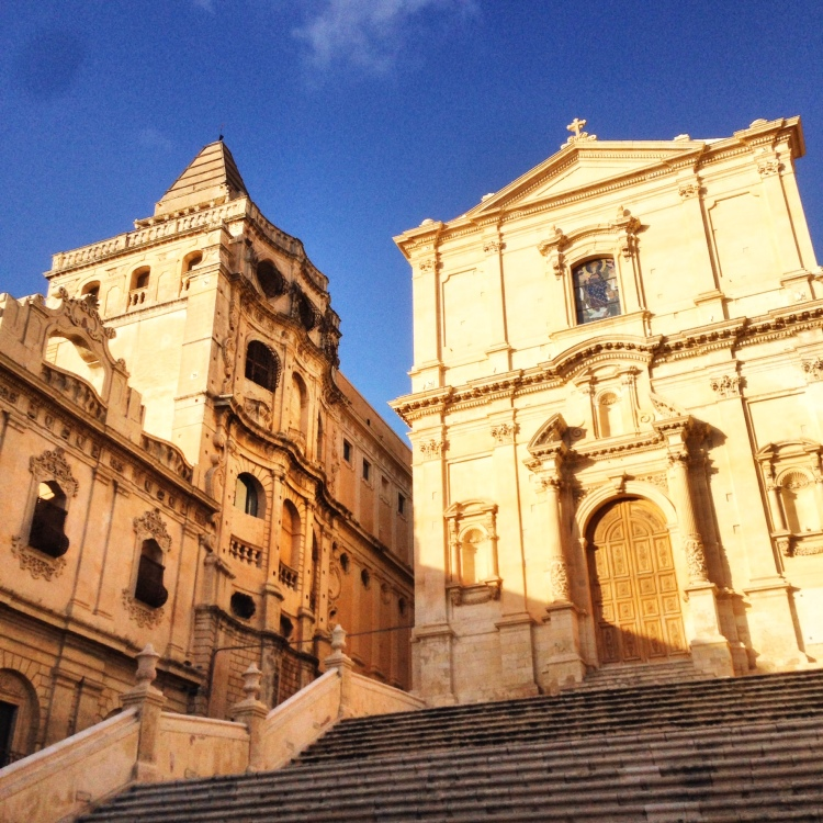 Church in Noto