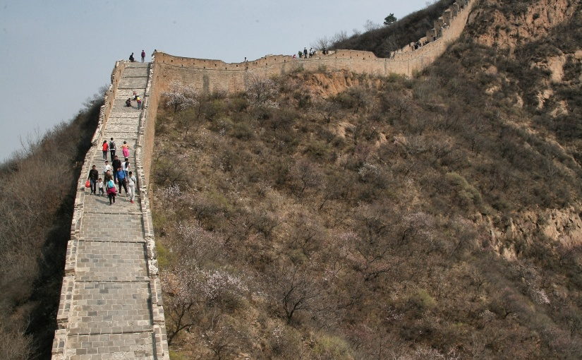 BEIJING and  the GreatWall
