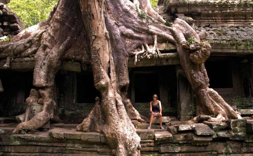Ten ways to beat the crowds at AngkorWat